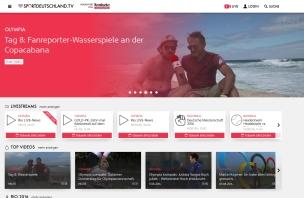 Screenshot Sportdeutschland TV